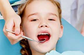 Dental Services Milton | Children's Dentistry